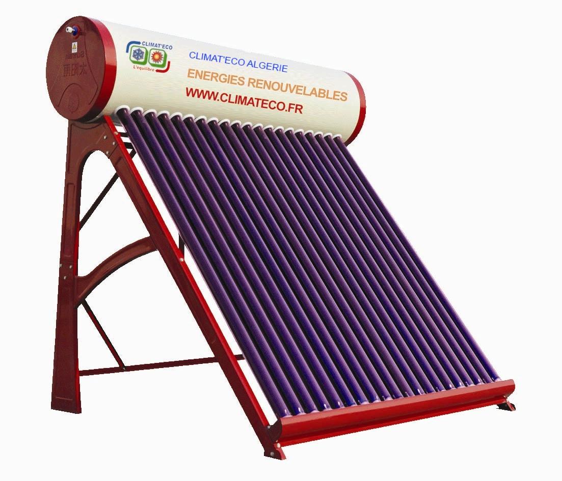 Climateco l 39 nergie solaire qu 39 il vous faut chauffe eau solaire c - Chauffe eau solaire de dietrich ...